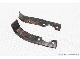 Нож фрезы 178F/186F (правый+левый) к-кт 2шт