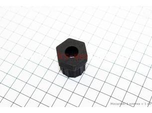 Ключ снятия кассеты, под ключ 24мм, черный YC-121A
