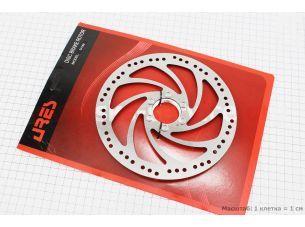 Тормозной диск 180мм, под гайку, SA18B