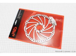Тормозной диск 180мм, под 6 болтов, SC18