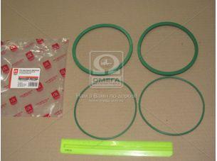 Р/к масляного фильтра Камаз Евро (2 наим.) зелен.силик. <ДК>