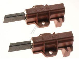 Щетка угольная 5*12.5*32 с щеткодержателем для стиральной машины Ariston C00196544
