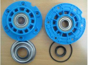 Блок подшипников суппорт бака для стиральной машины Занусси Zanussi, Electrolux, AEG 4071424214, cod.720