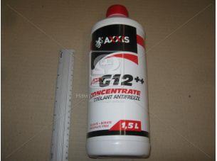 Антифриз <AXXIS> RED концентрат G12+ (-80C) (Канистра 20л/22,4кг)