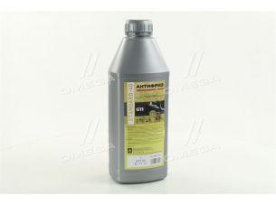 Антифриз G11 STANDART-40  LONG LIFE желтый  ( 0,9 кг.)
