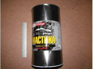 Мастика Автоантикор (Резино-битум) (банка 4кг) STANDARD