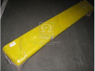 Бампер Богдан 092 задний желтый RAL 1023 <ДК>