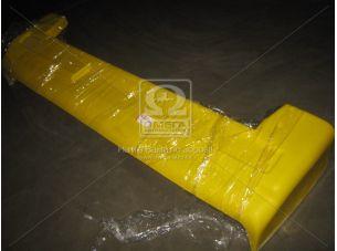 Бампер Эталон задний желтый RAL 1023 <ДК>