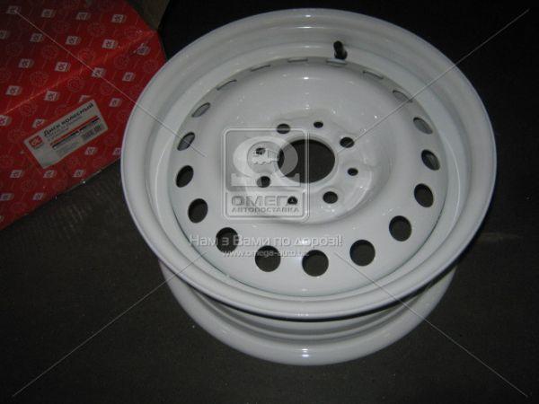 Диск колесный 13Н2х5,0J ВАЗ 2103  белый (в упак.) <ДК>