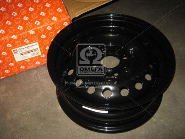 Диск колесный 13Н2х5,0J ВАЗ 2103 черный (в упак.) <ДК>