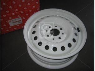 Диск колесный 13Н2х5,0J ВАЗ 2108 белый (в упак.) <ДК>