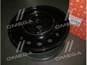 Диск колесный 15х6,0J 4x100 Et 45 DIA 54,1 Toyota Corolla черный (в упак.) <ДК>