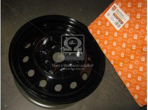 Диск колесный 15х6,0J 4x114,3 Et 45 DIA 56,6 CHEVROLET LACETTI черный (в упак.) <ДК>