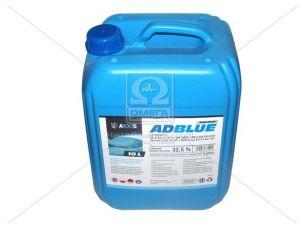 Жидкость AdBlue для снижения выбросов систем SCR (мочевина) <axxis> 10 л</axxis>