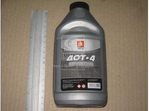 Жидкость тормозная DOT4  438г <ДК>
