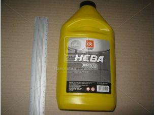 Жидкость тормозная НЕВА DOT-3  (Канистра 1л) <ДК>