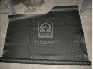 Ковер резиновый  в багажник BOOT L ЧЕРНЫЙ UNI <ДК>