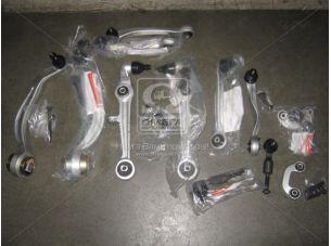 Комплект рычагов подвески  VW, AUDI A4,A6 (конус=20мм) (+ стойки стаб.)(RIDER)