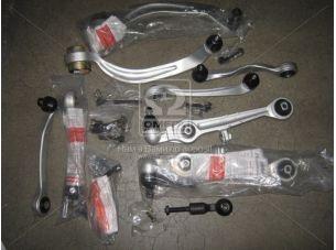 Комплект рычагов подвески VW, AUDI A4,A6  (конус=20мм)  (RIDER)