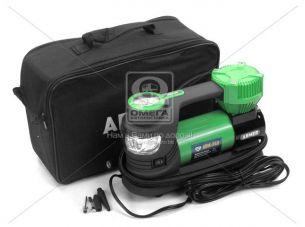 Компрессор 12V, 10Атм, 40 л/мин, фонарь LED,прикуриватель <armer></armer>