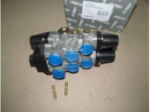 Кран защитн. MB ACTROS 4-x контурный (RIDER)