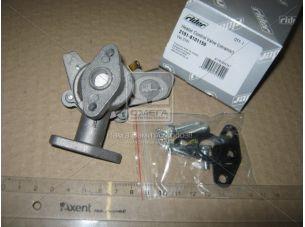 Кран отопителя ВАЗ 2101 керамический (RIDER)