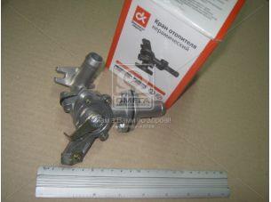 Кран отопителя ГАЗ 31029, 3110 керамический <ДК>