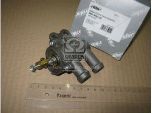 Кран отопителя ГАЗ 3302, 3307 керамический (RIDER)