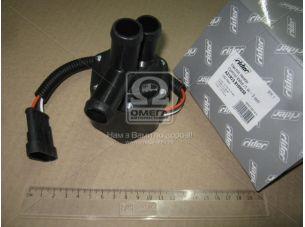 Кран отопителя Газель-NEXT электрический (1вх -3 вых) (RIDER)