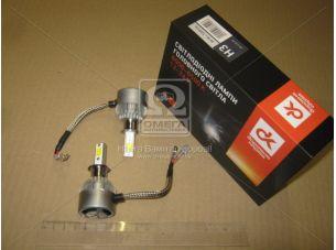 Лампа светодиодная H3 LED 6500K <ДК>