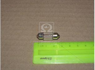 Лампа софитная C5W SV8,5-8 28mm 12V 10W  <ДК>