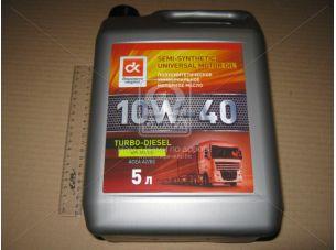 Масло моторн. <ДК> 10W-40 TURBO-DIESEL SG/CD (Канистра 5л)