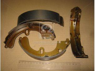 Комплект тормозных колодок 04530