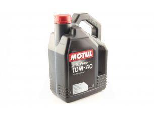 Масло автомобильное 4л   (полусинтетика, 10W-40, 2100 Power+)   MOTUL   (#100017)