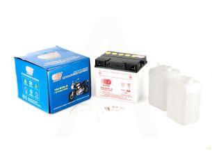 АКБ   12V 30А   заливной    (187x130x170, белый, mod:Y60-N 30L-B)   (+электролит)   OUTDO