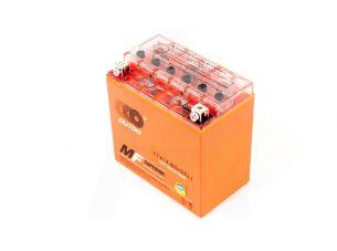 АКБ   12V 12А   гелевый   (150.6x87.5x146.4, оранжевый, mod:UTX 14-BS)   OUTDO
