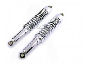 Амортизаторы (пара)   Delta   360mm, регулируемые   (хром)   (TM)   EVO