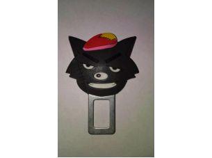 Обманка ремня безопасности   (малая)   BLACK CAT