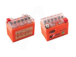 АКБ   12V 4А   гелевый   (112x68x85, оранжевый, mod:YTX4L-BS)   OUTDO