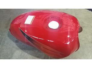 Бак топливный   Zongshen, Lifan, MINSK 125/150   (красный)   EVO