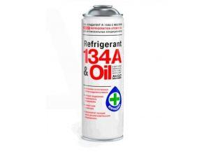 Газ- хладагент с маслом для автокондиционеров  500мл   (R-134a, XADO REFRIGERANT)   (60102)   ХАДО