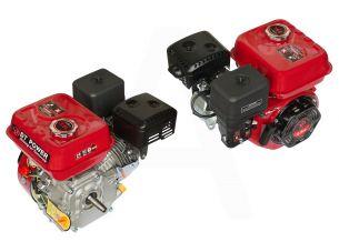 Двигатель м/б   168F   (6,5Hp)   (полный комплект) (вал Ø 19мм, под конус)   DAOTONG