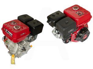 Двигатель м/б   177F   (9Hp)   (полный комплект) (вал Ø 25мм, под шестерни)   DAOTONG