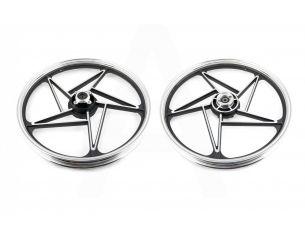 Диск колеса   1,6 * 18   (перед, диск)   (легкосплавный)   Zongshen ZS125J   ZY