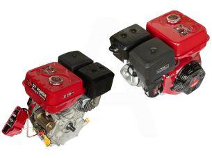 Двигатель м/б   177F   (9Hp)   (полный комплект) (электростартер, вал Ø 25мм,  под шестерни)   DAOTONG