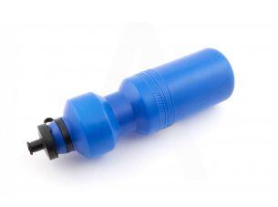 Велосипедная фляга (пластиковая, синяя) (700ml)   YKX