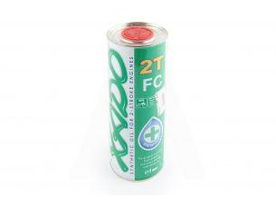 Масло   2T, 1л   (синтетика, Atomic OIL 2T FC)   ХАДО
