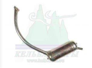 Глушитель веломотора   (mod.2)   KL