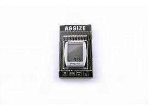 Велокомпьютер   (беспроводной)   (mod:AS-411)   ASSIZE   (#YAT)