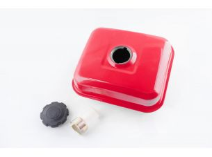 Бак топливный м/б   168F/170F   (6,5/7Hp) (с фильтром и крышкой)   ST
